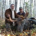 Photo Chasse Orignal Hunting Moose